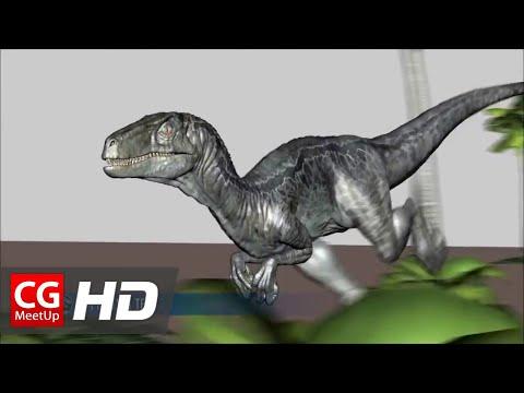 "CGI VFX Breakdown HD: ""JURASSIC WORLD VFX Breakdown"" Dinosaurs by ILM"