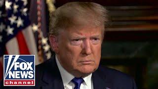 Trump talks impeachment, 2020 Dems in exclusive Super Bowl interview