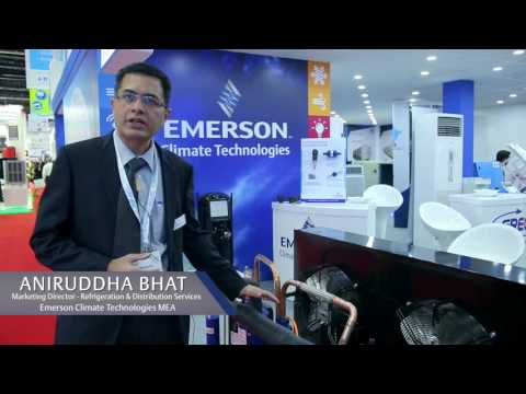 Emerson Climate Technologies – A Proud Participant At  Dubai Big 5 Show 2015