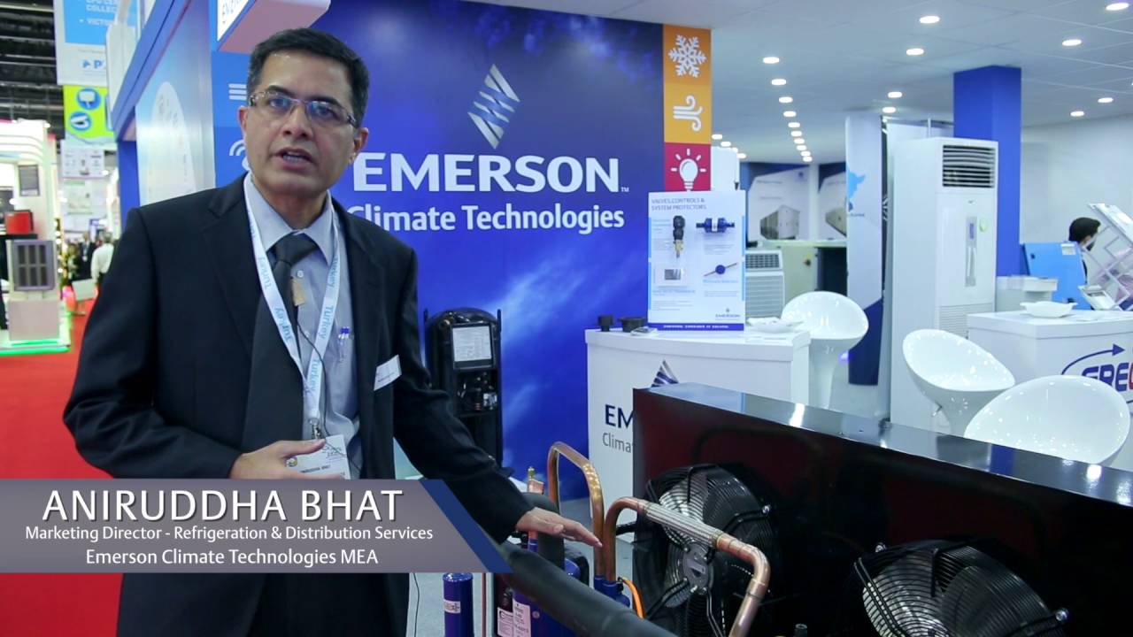 Emerson Climate Technologies – a proud participant at Dubai Big 5 Show 2015