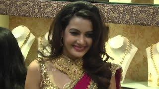 Diksha Panth Film Actress At Joyalukkas International Jewellery Show - Hybiz.tv
