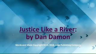 Justice Like a River