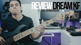 Review DREAM KF | Jazz Bass | Part. Sérgio Groove