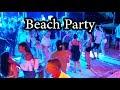 Curacao Nightlife - Wet & Wild Beach Club at Mambo Beach