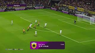 Live PES2020 AEK vs Lokomotiv Moscow CUP Highlights
