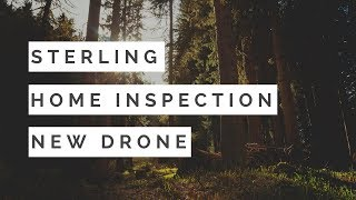 New DRONE for Home Inspections!