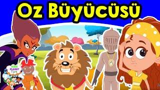 Oz Büyücüsü - Masal Dinle  Masallar  Türkçe çocuk masalları izle  Türkçe Peri Masallar