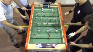 CNFT 1 - Evry - 21/01/17 - OD - Finale - Correia/Van De Cauter vs Covos/Fayolle