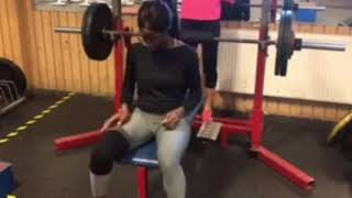 Khaddi Sagnia Bench Press