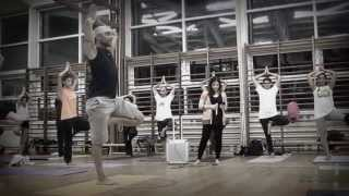 Neil Patel - Chi Kri Hip Hop Yoga - Rekha Sawhney performs with Tree Pose Sequence