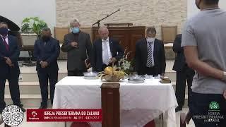Culto de Adoração - 04/10/2020 - Igreja Presbiteriana do Calhau