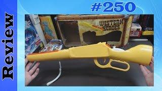 Western Heroes Rifle & Game Bundle (Wii) Yellow/Orange Version