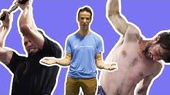 Tom Vs. Joe who is the strongest || Lattice training symposium ft. Tom Randall