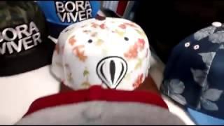 boné personalizado - Bora Viver Marca do rio f1ccd85d57d