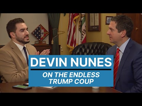 Hashing it Out: Devin Nunes on the endless Trump coup [FULL LENGTH]