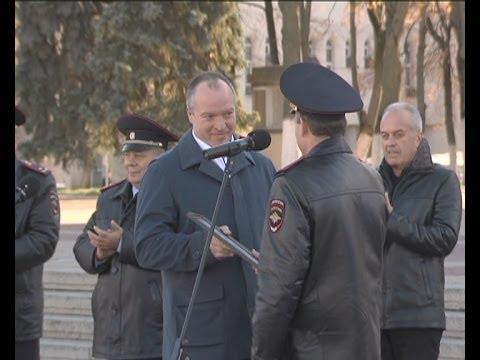 Белгородские правоохранители и спасатели получили новые автомобили
