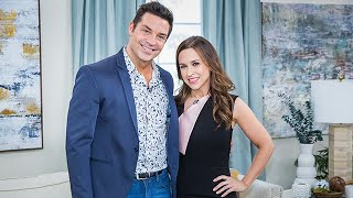 Brennan Elliott and Lacey Chabert - Home & Family