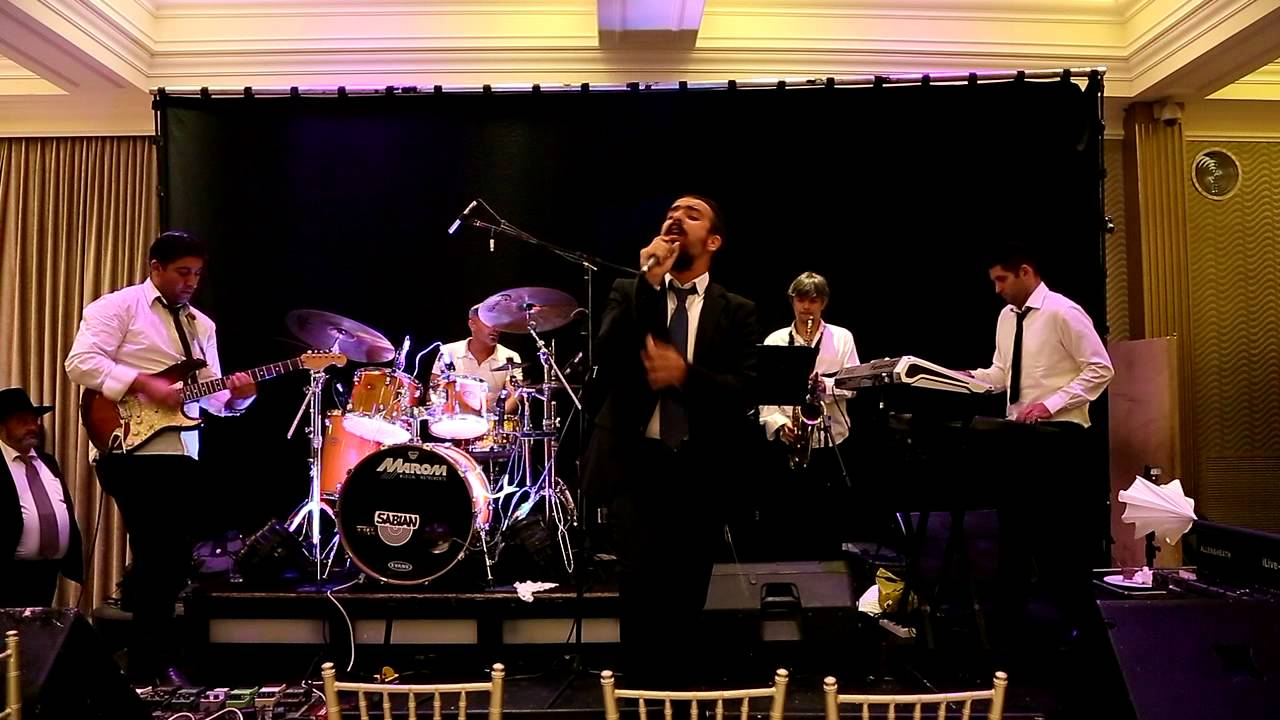 נמואל מחרוזת רוק | Nemouel Rock Medley Show