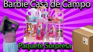 Sorpresa La Casa de Campo de Barbie