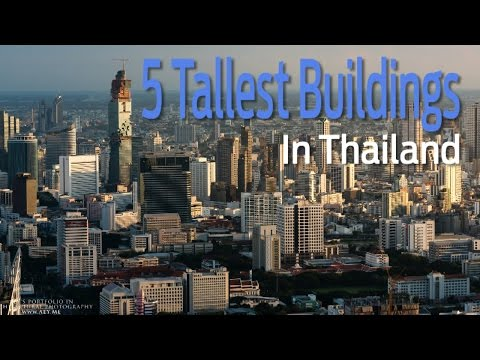 5 Tallest Buildings in Thailand 2016