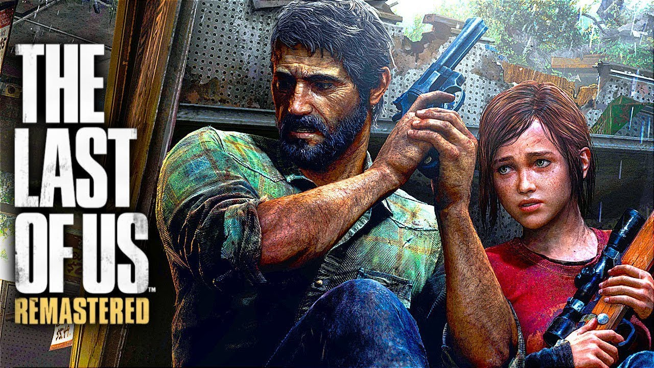 The last of us the movie all cutscenes and story hd youtube - The last story hd ...
