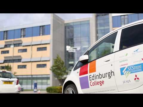 Edinburgh College. For the future you want.