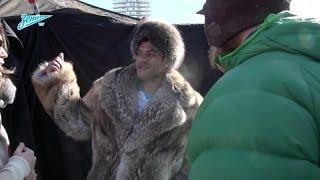 Скрытая камера «Зенит-ТВ»: как Халк тренировался на «Петровском» в шубе