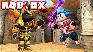 EGYPT'S EPIC AVANTS! DERNIÈRE ZONE! - Roblox: Simulateur Warrior