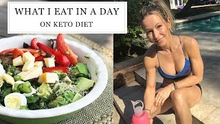 WHAT I EAT IN A DAY on KETO DIET | ZGYM Coffee Talk