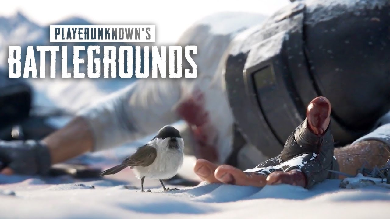pubg official vikendi snow map cg announcement trailer. Black Bedroom Furniture Sets. Home Design Ideas