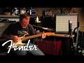 "FENDER® BLUES JUNIOR™ III & STRAT®: ""Late Night Blues"""