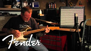 "FENDER® BLUES JUNIOR™ III & STRAT®: ""Late Night Blues"""