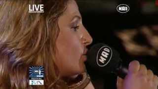 Helena Paparizou - An Isoun Agapi (Live @ Mad North Stage Festival 2013 by TIF)