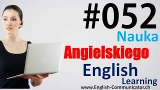 #52 Kurs języka angielskiego Słownictwo English Grodzisk Mazowiecki Łuków Ruda Śląska Wodzisław