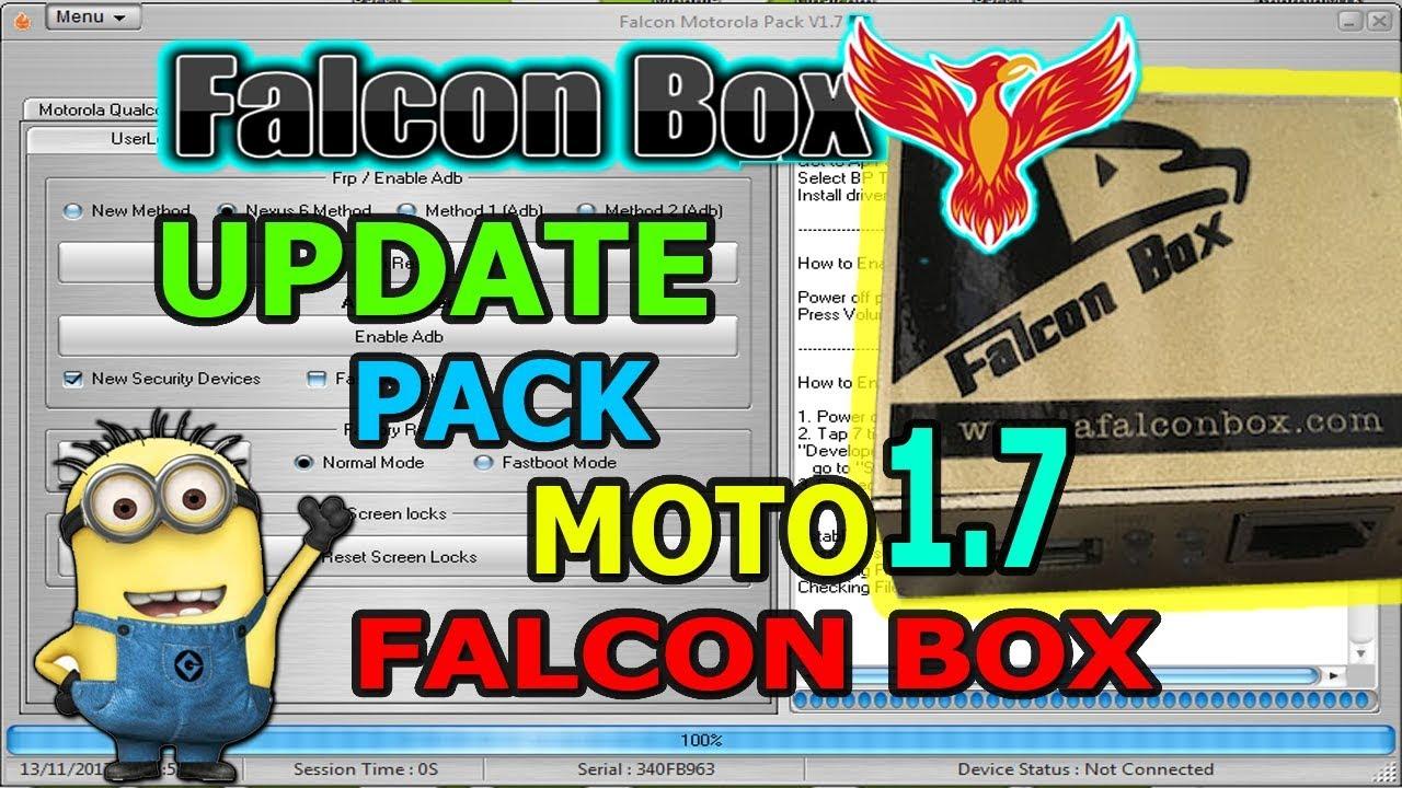 Bán - Falcon box new chưa kích hoạt mail | VietFones Forum