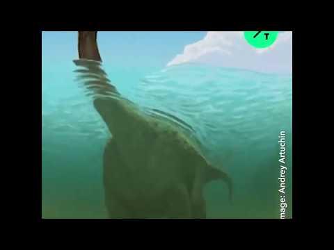 Russian Scientists Discover Giant New Dinosaur: The Volgatitan