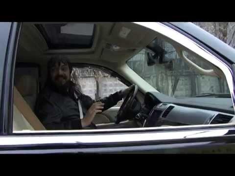 Тест Cadillac Escalade ESV на 4 точки. Шины и диски 4точки   Wheels & Tyres