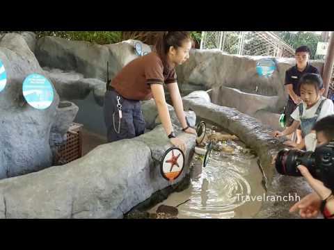 River Safari Singapore Zoo Full tour