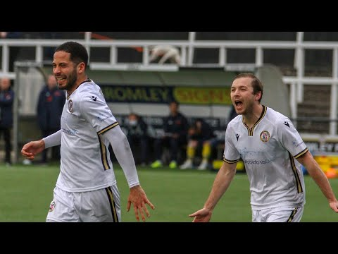 Bromley Solihull Goals And Highlights