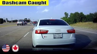 Ultimate North American Cars Driving Fails Compilation - 202 [Dash Cam Caught Video]