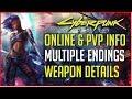 Exclusive Interview Reveals Huge Amounts of New Cyberpunk 2077 Info!