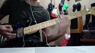 Jiwa Kelajuan - Hujan (Guitar Cover)