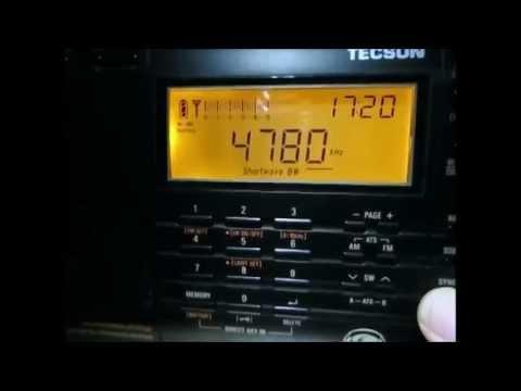 4780 Khz Radio Djibouti, Music