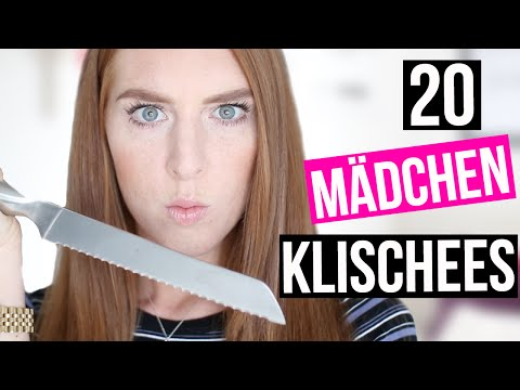 20 KLISCHEES, DIE JEDES MÄDCHEN HASST! | LaurenCocoXO