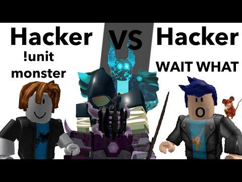 Hacker Vs Toxic Hacker PvP in a Nutshell S2 (Part 3)   TDS (ROBLOX) MEMES