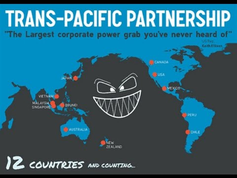 Trans Pacific Partnership & Obama Disillusionment