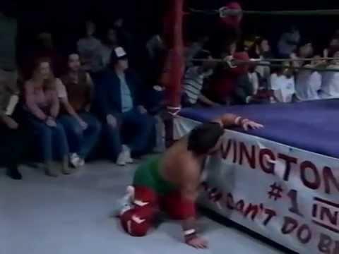 CWA (Memphis) Championship Wrestling-December 31, 1988
