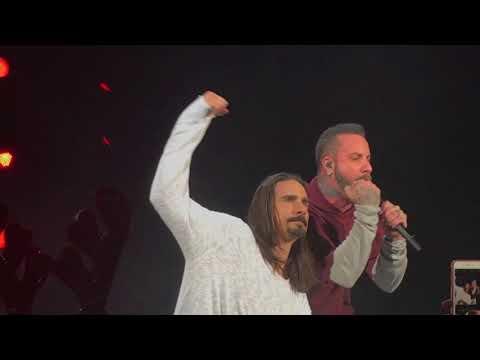 Backstreet Boys  Quit Playing Games  Kissmas 2017, Bojangles' Coliseum, Charlotte NC