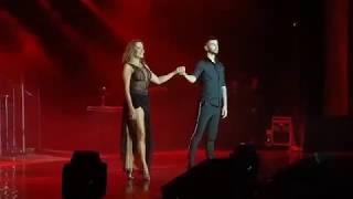 Аргентинское танго. Наталья Могилевская и Дмитрий Жук (Кропивницкий, 5 марта 2018)
