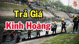 Khai quật TRẬN ĐỒ BÁT QUÁI trấn yểm sông Tô Lịch khiến nhiều người trả giá - Bí ẩn lịch sử Việt Nam
